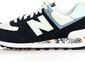 New Balance Zapatillas W WL574CA2 Negro