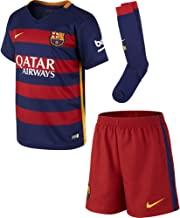 Nike FCB Home LB Kit – Conjunto deportivo para ninos